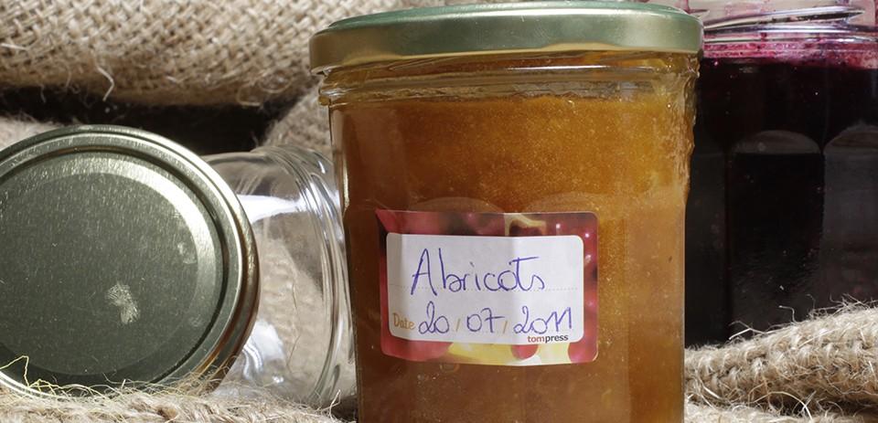 confiture abricot figue